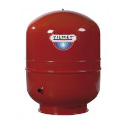 Бак Zilmet cal-pro для систем отопления 80 л 6bar круглый